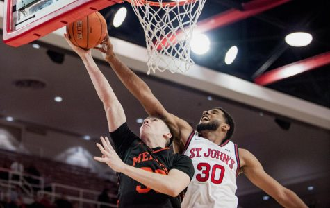 Men's Basketball Win Over Mercer
