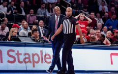 St. John's Struggles Against No. 8 Villanova