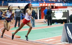 Anderson Sprints Her Way To Stardom