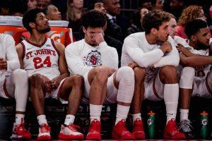 Men's Basketball Forward Ian Steere Suspended Indefinitely
