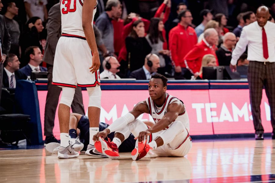 Men's Basketball Struggles in Conference Play