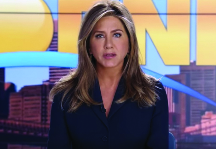 "Jennifer Aniston stars as Alex Levy in ""The Morning Show,"" streaming on Apple TV. Photo Courtesy/ Youtube Rapid Trailer"