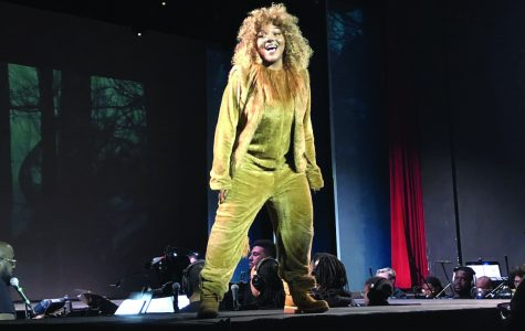 "Three Heel Clicks for ""The Wiz"""