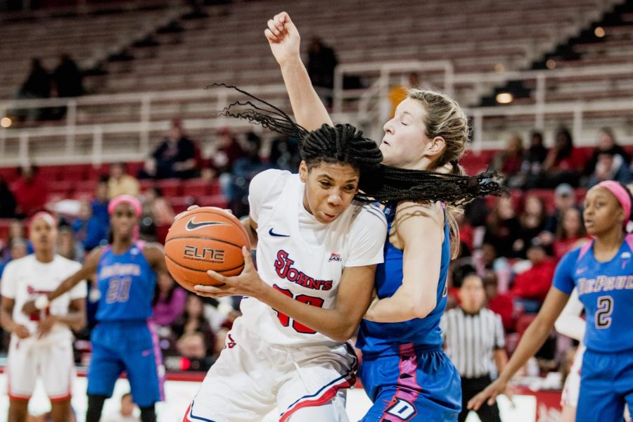 An Unsettling Weekend for Women's Basketball