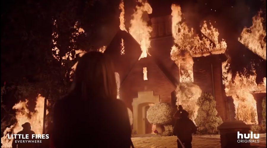 The opening scene of Hulu's