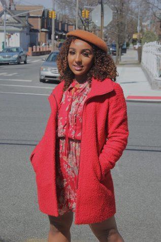 D.R.E.A.M. President Candidate Ariel Laura Metayer. COURTESY/SGI