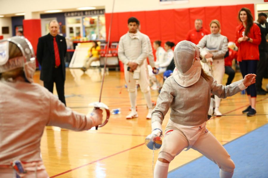 Assistant Fencing Coach Fired After Video Emerges of Racist Remarks
