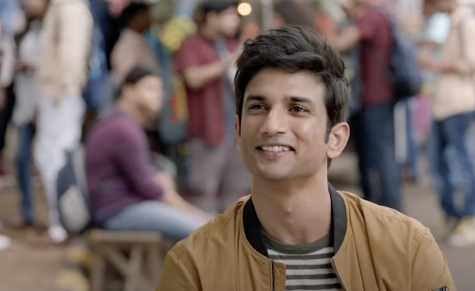 "Late actor, Sushant Singh Rajput, starred in his last film ""Dil Bechara,"" a Hindi remake of ""The Fault in Our Stars."" Photo Courtesy/ Youtube FoxStarHindi"
