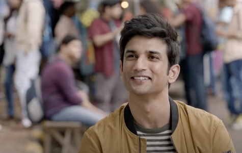 """Late actor, Sushant Singh Rajput, starred in his last film """"Dil Bechara,"""" a Hindi remake of """"The Fault in Our Stars."""" Photo Courtesy/ Youtube FoxStarHindi"""