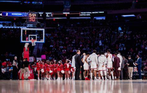 NCAA Tournament returns to the Garden
