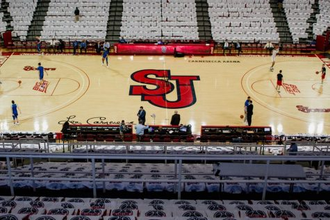 St. John's Basketball programs to play without spectators until further notice
