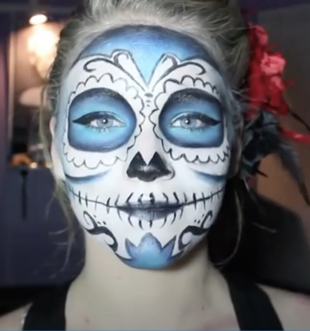 """Sugar Skull"" is Brook Marrs"