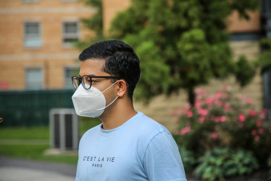 Student Sparks: Being a college student amid a pandemic