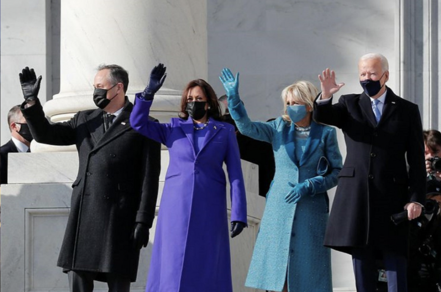 Fashion's Biggest Moments at the 2021 Presidential Inauguration