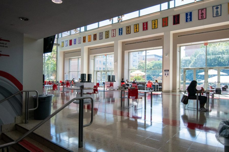 Montgoris Dining Hall reopening for indoor dining