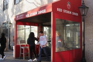 Reminiscing the Red Storm Diner