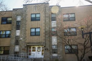 St. Vincent's has been the common housing for Ozanam Scholars.