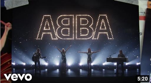 PHOTO COURTESY/ YouTube ABBA
